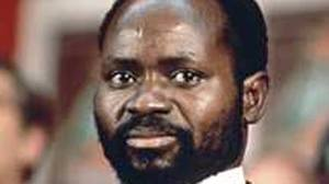 International solidarity is not an act of charity: It is an act of unity between allies fighting on different terrains toward the same objective. The foremost of these objectives is to aid the development of humanity to the highest level possible...Samora Machel, first president of Mozambique